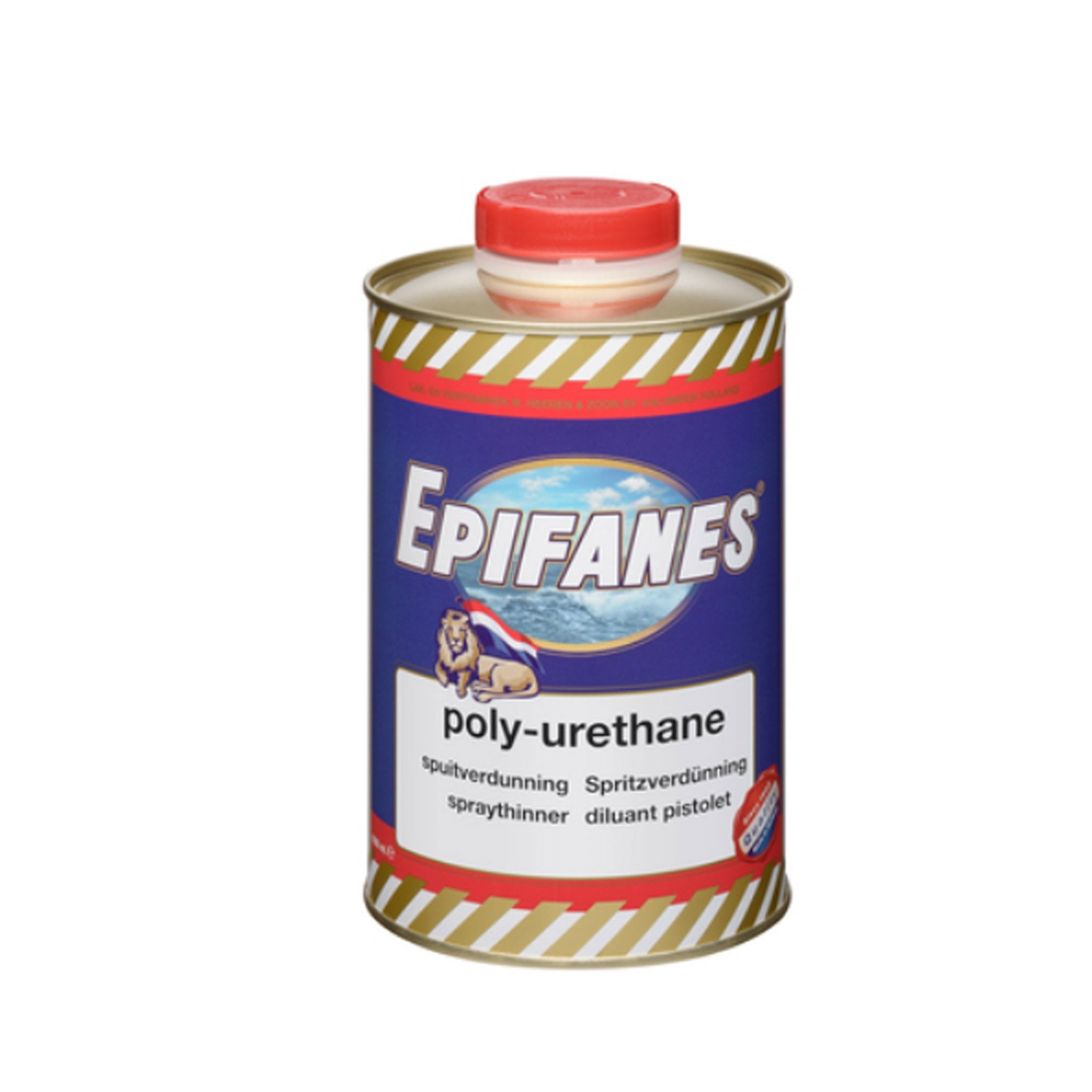 Epifanes Polyurethane [PU] Brush Thinner for Varnish - Arthur Beale