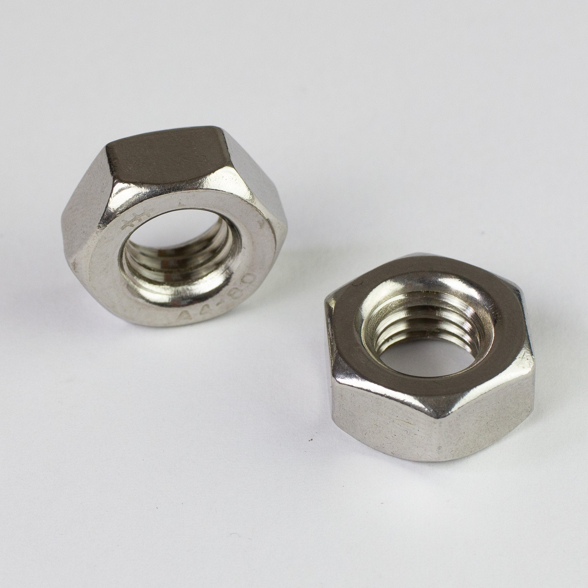 Stainless Steel Full Nut - Arthur Beale