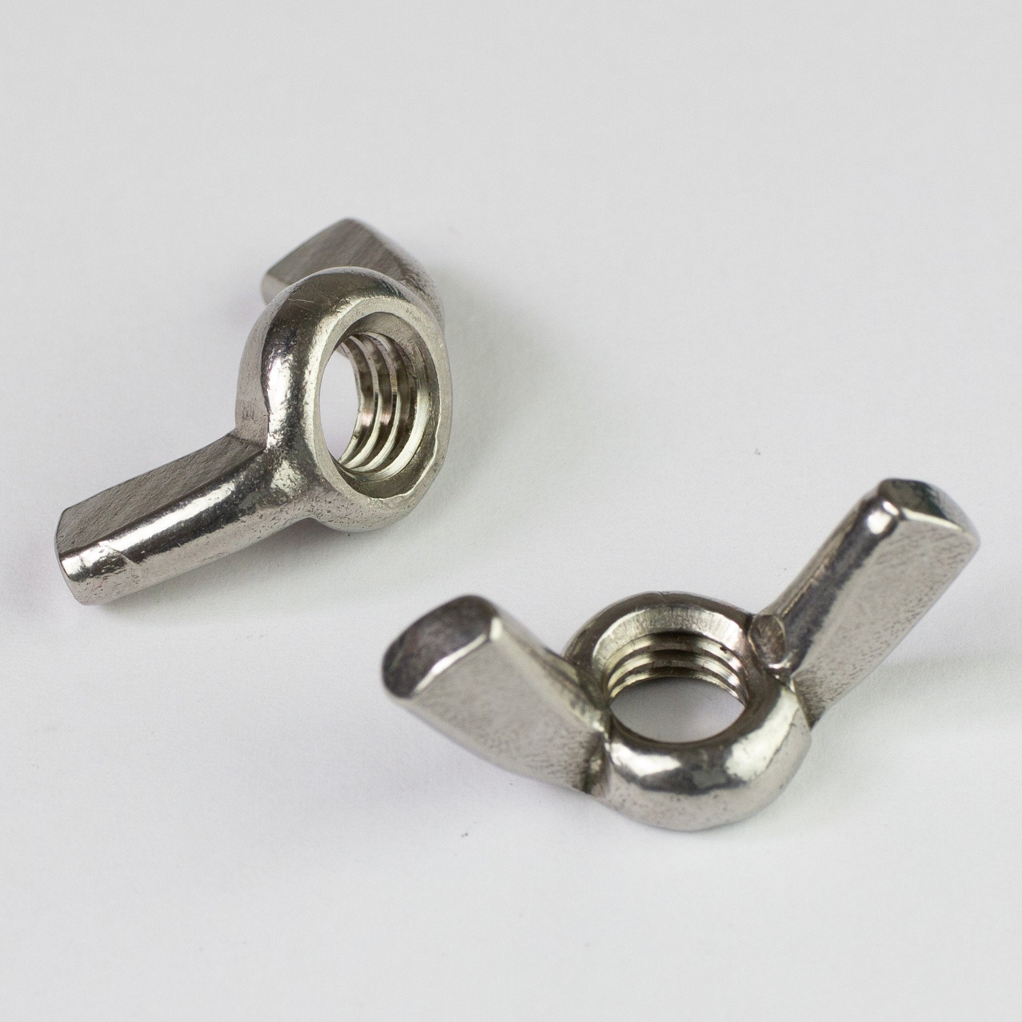 Stainless Steel Wing Nut - Arthur Beale