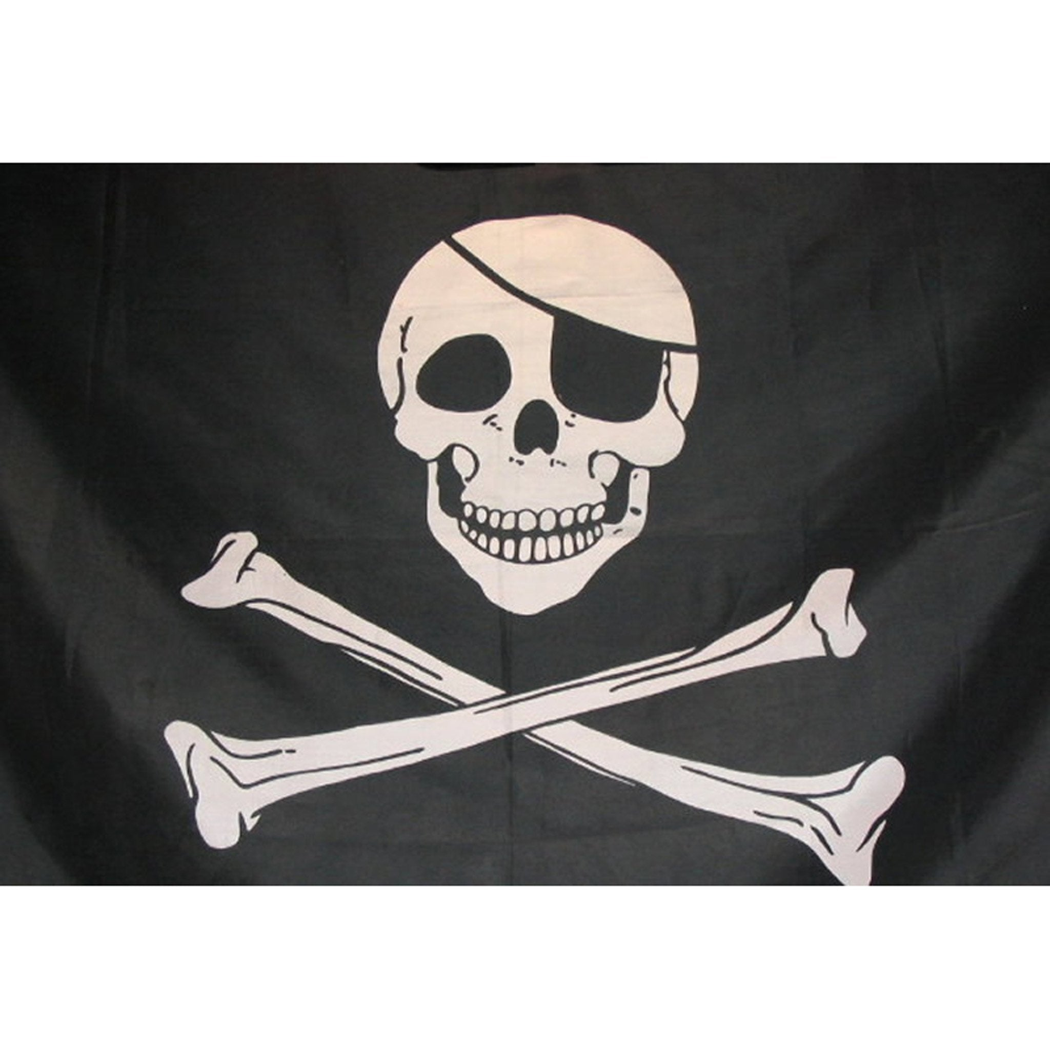 Courtesy Flag - Jolly Roger - Arthur Beale