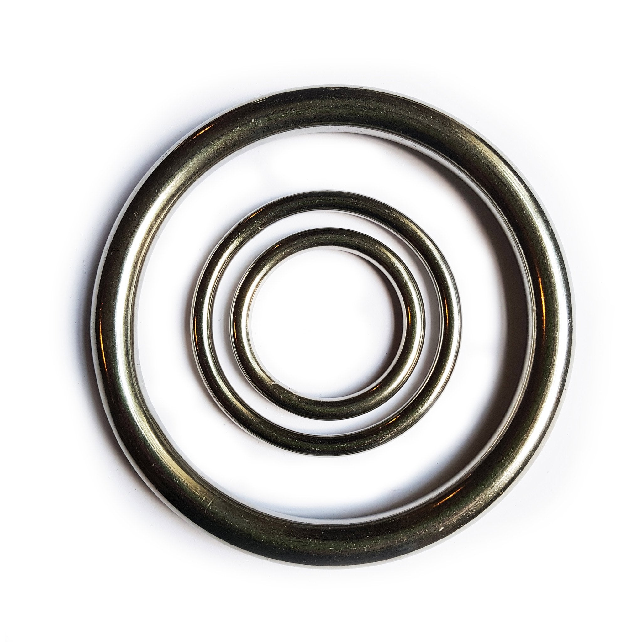 Welded Ring - Stainless Steel - Arthur Beale
