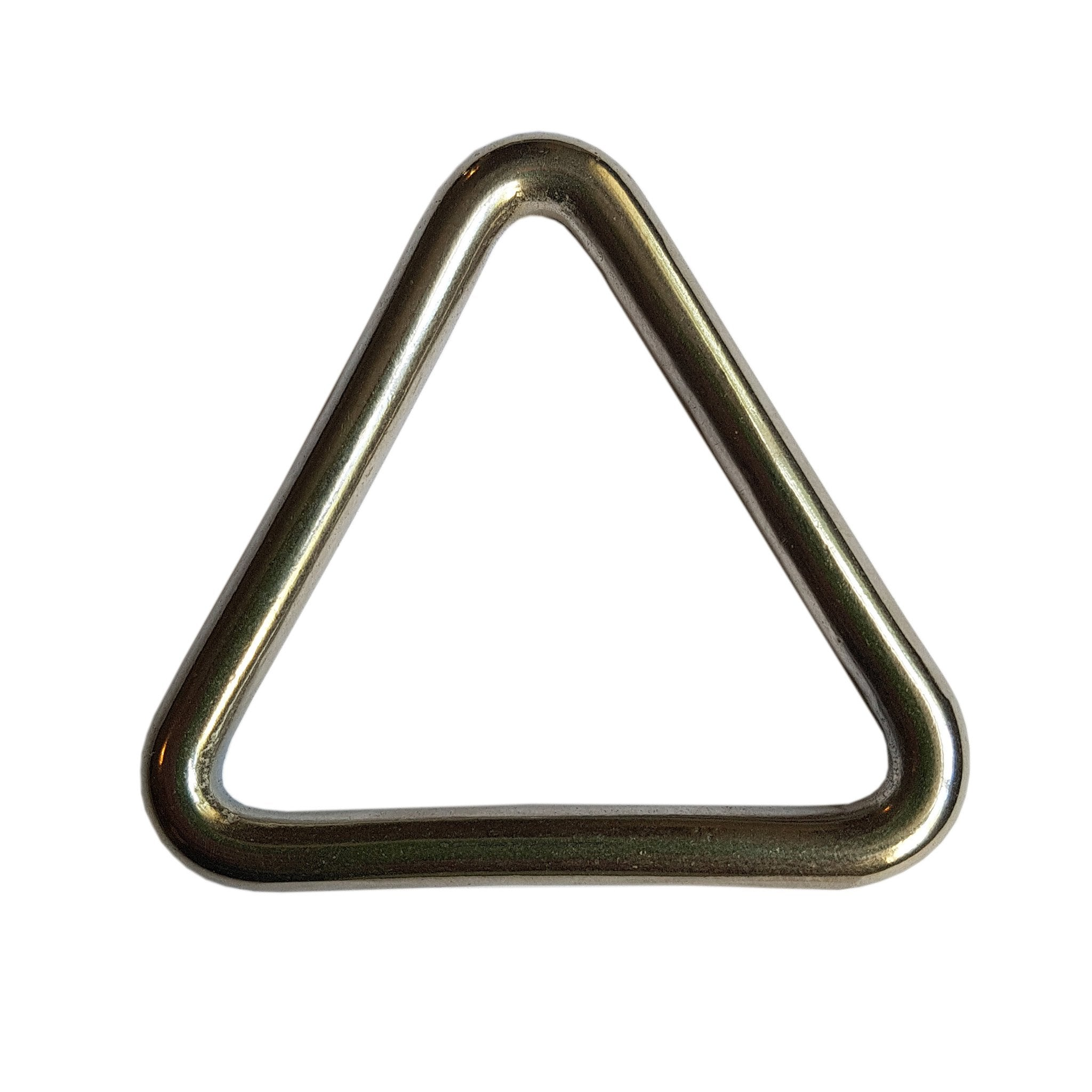 Delta Ring - Stainless Steel - Arthur Beale