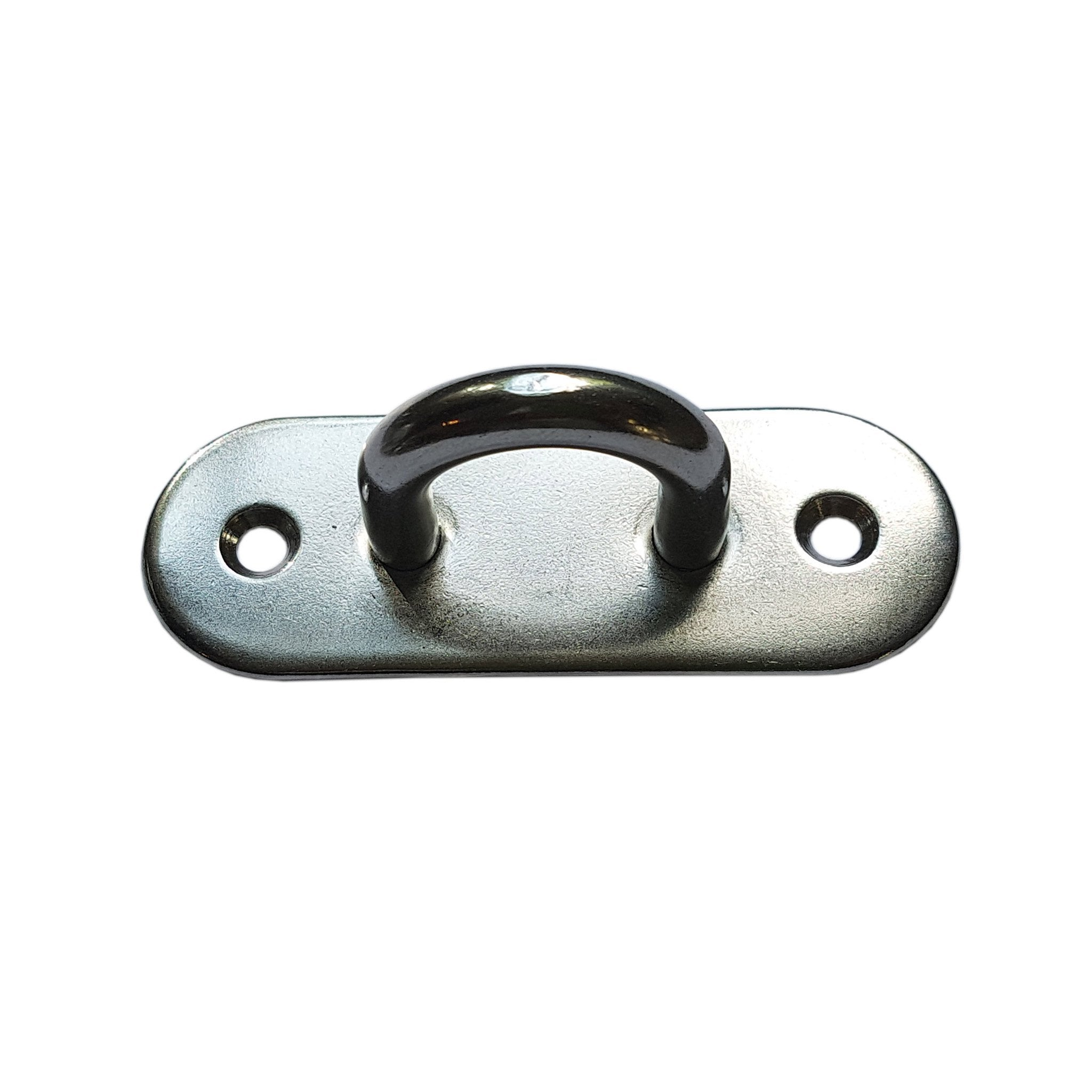 Oblong Pad Eye - Stainless Steel - Arthur Beale