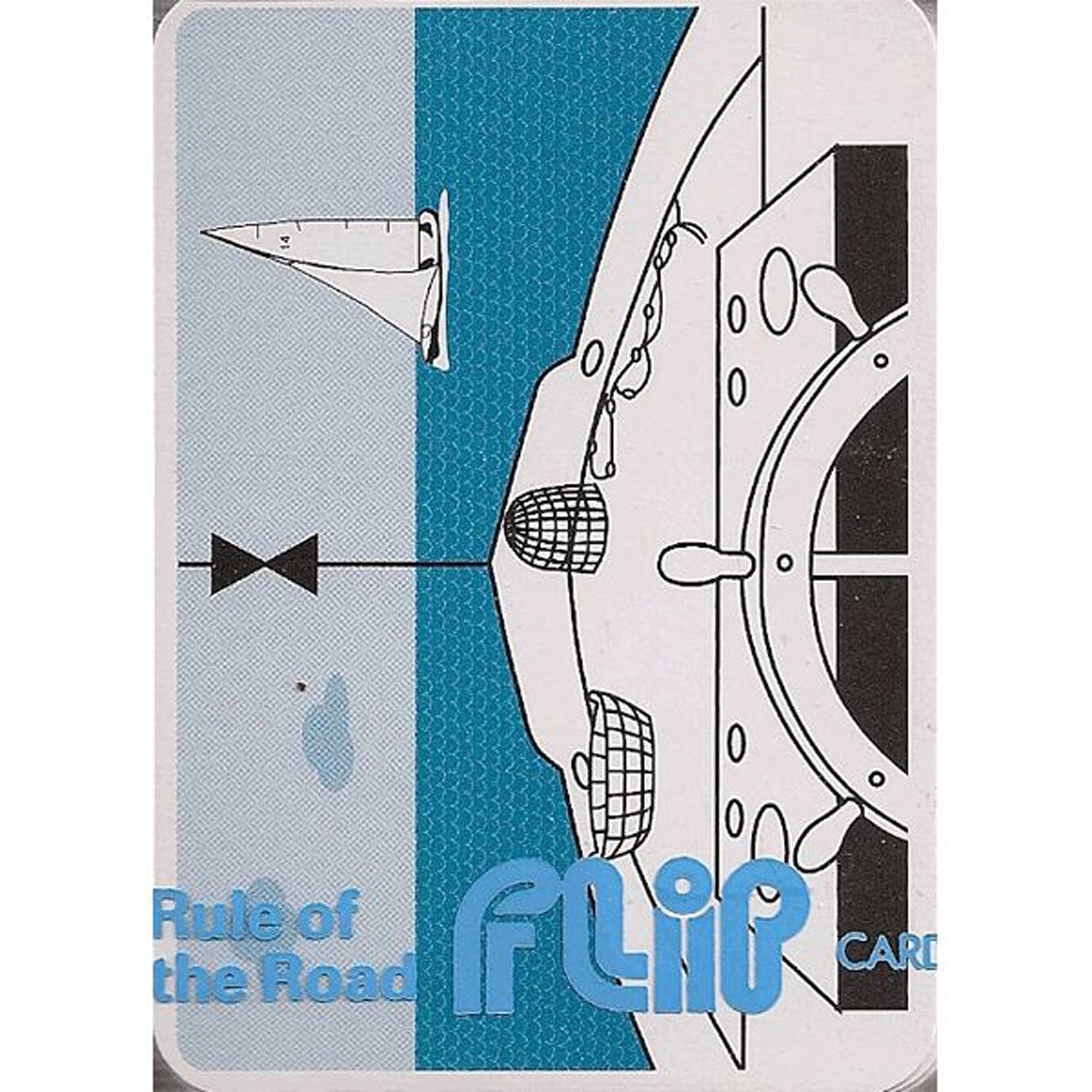Flip Cards - Rule of the Road