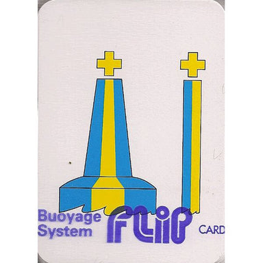 Flip Cards - Buoys - Arthur Beale