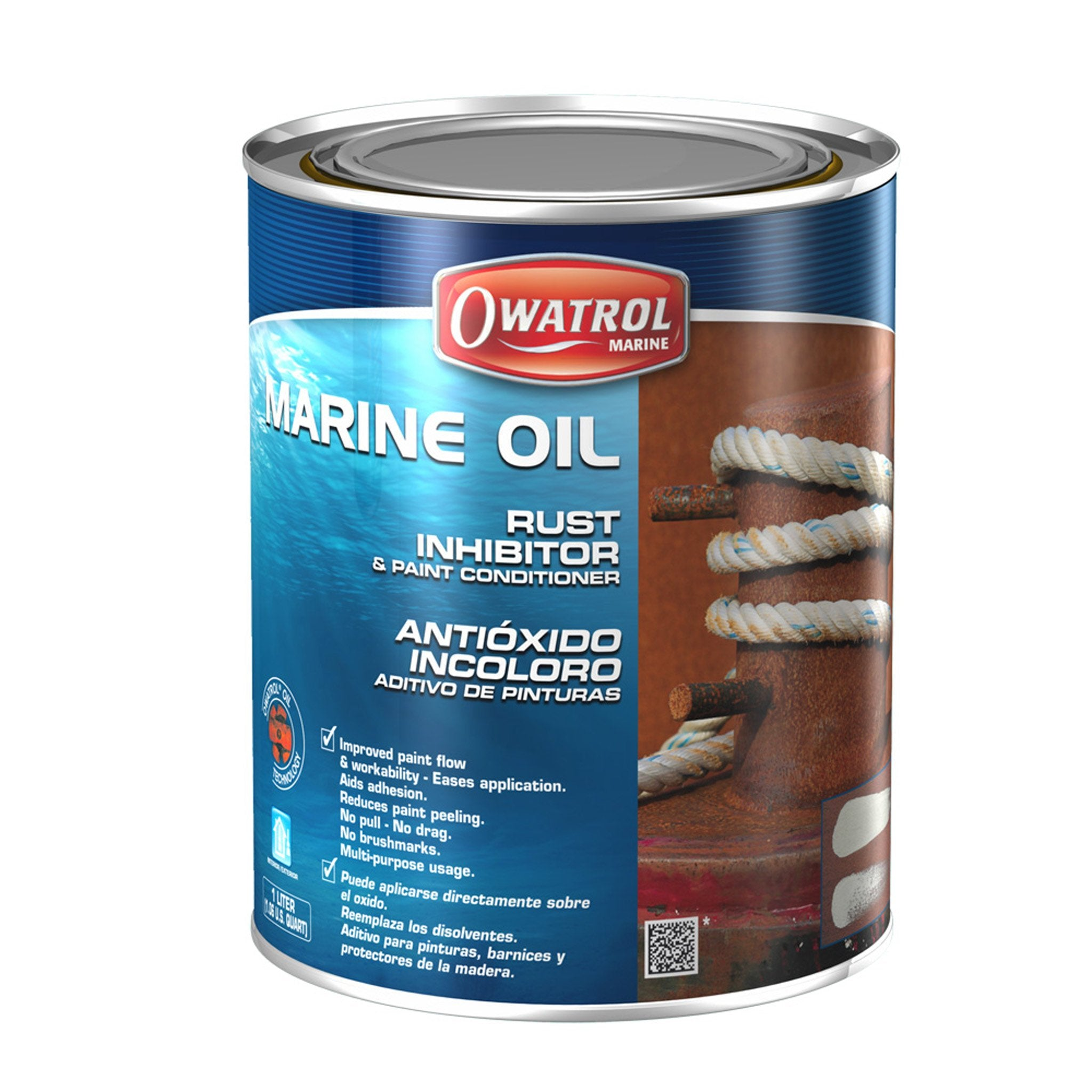 Owatrol Paint and Varnish Conditioner Rust Inhibitor - Arthur Beale