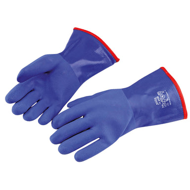 Guy Cotten Blue Thermo Gloves - Arthur Beale