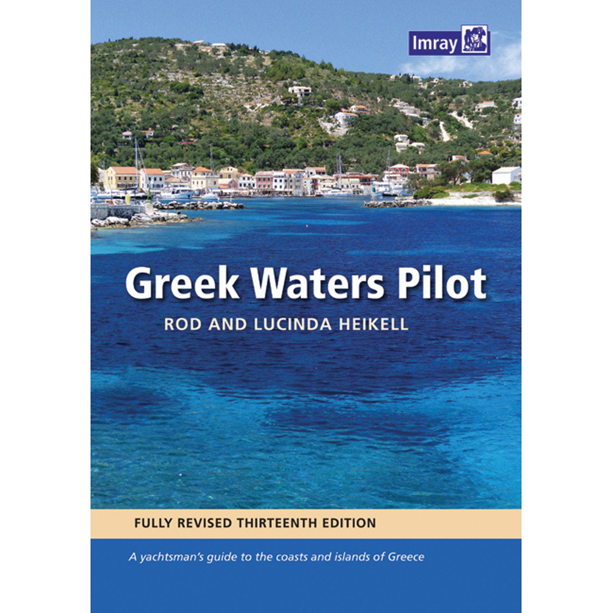 Imray Greek Waters Pilot