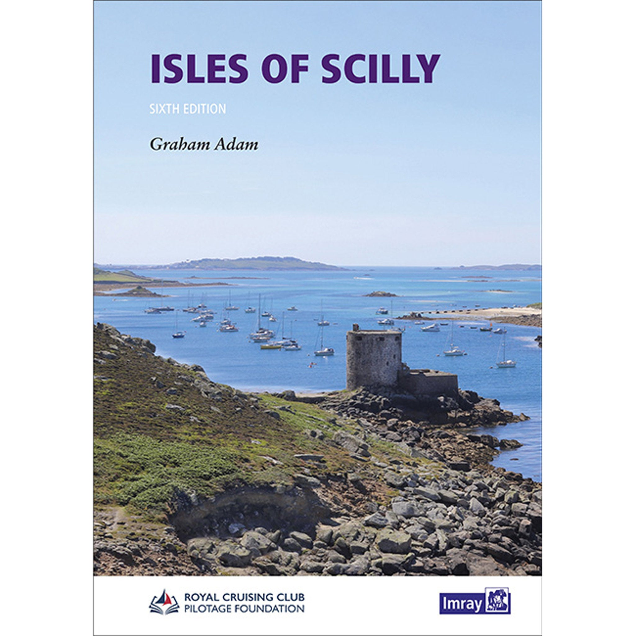 Imray Isles Of Scilly Pilot