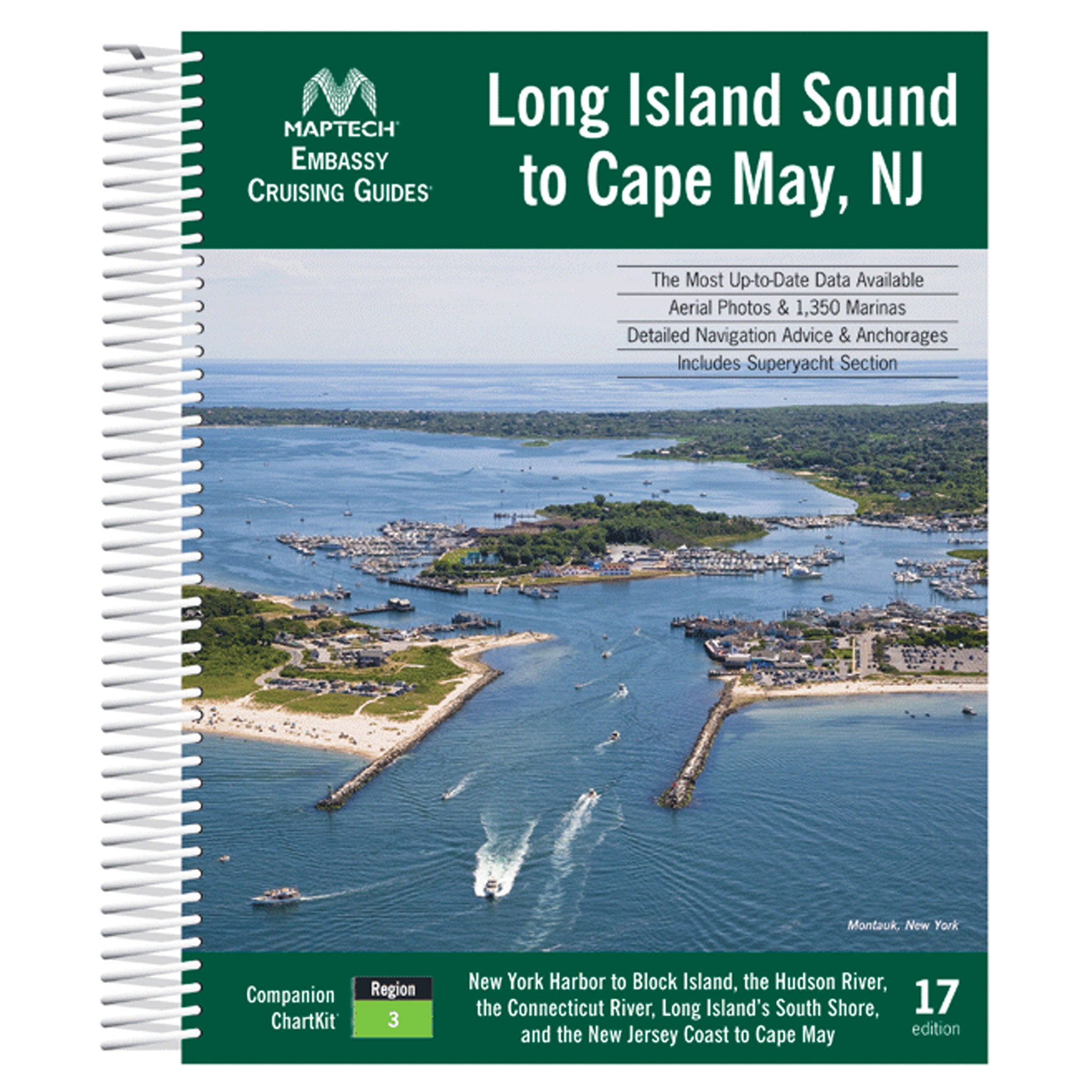 Imray Long Island Sound to Cape May Pilot Book