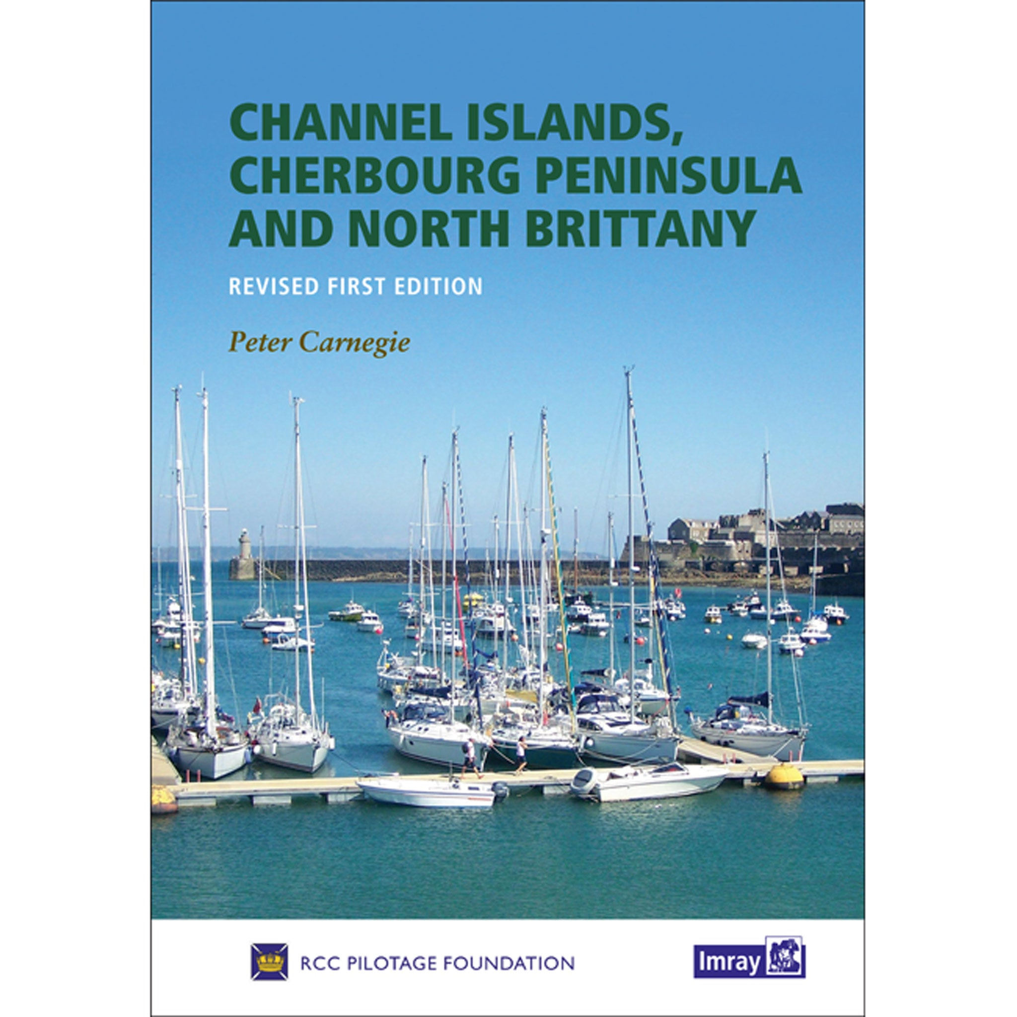 Imray Pilot Channel Islands, Cherbourg Penninsula