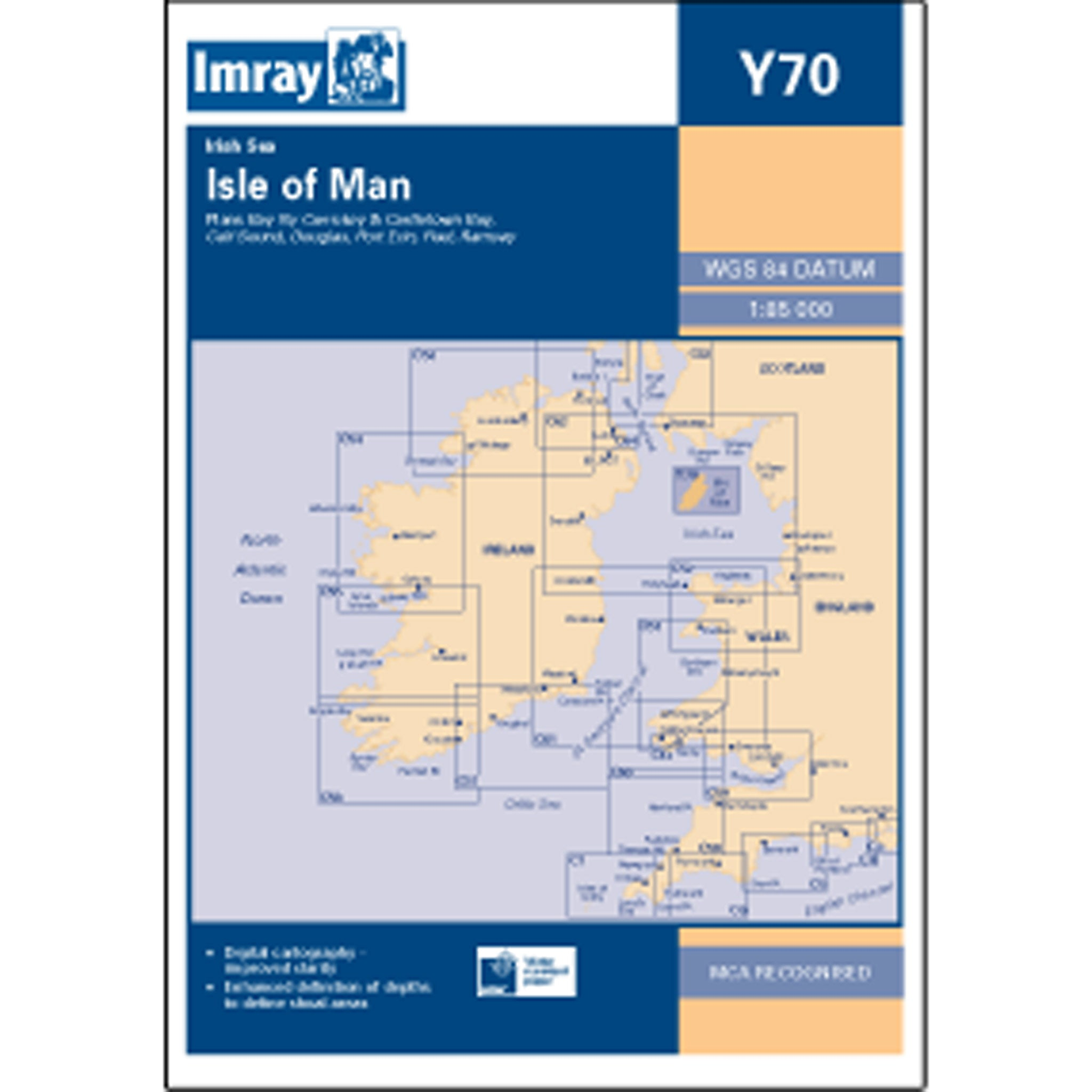 Imray Y70 Isle of Man