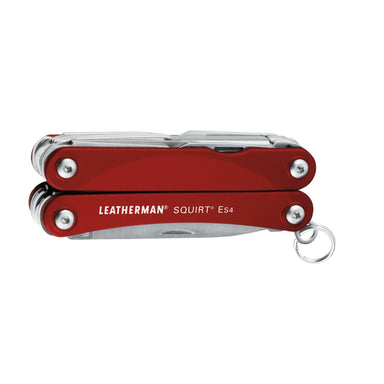 Leatherman Squirt ES4 Red - Arthur Beale