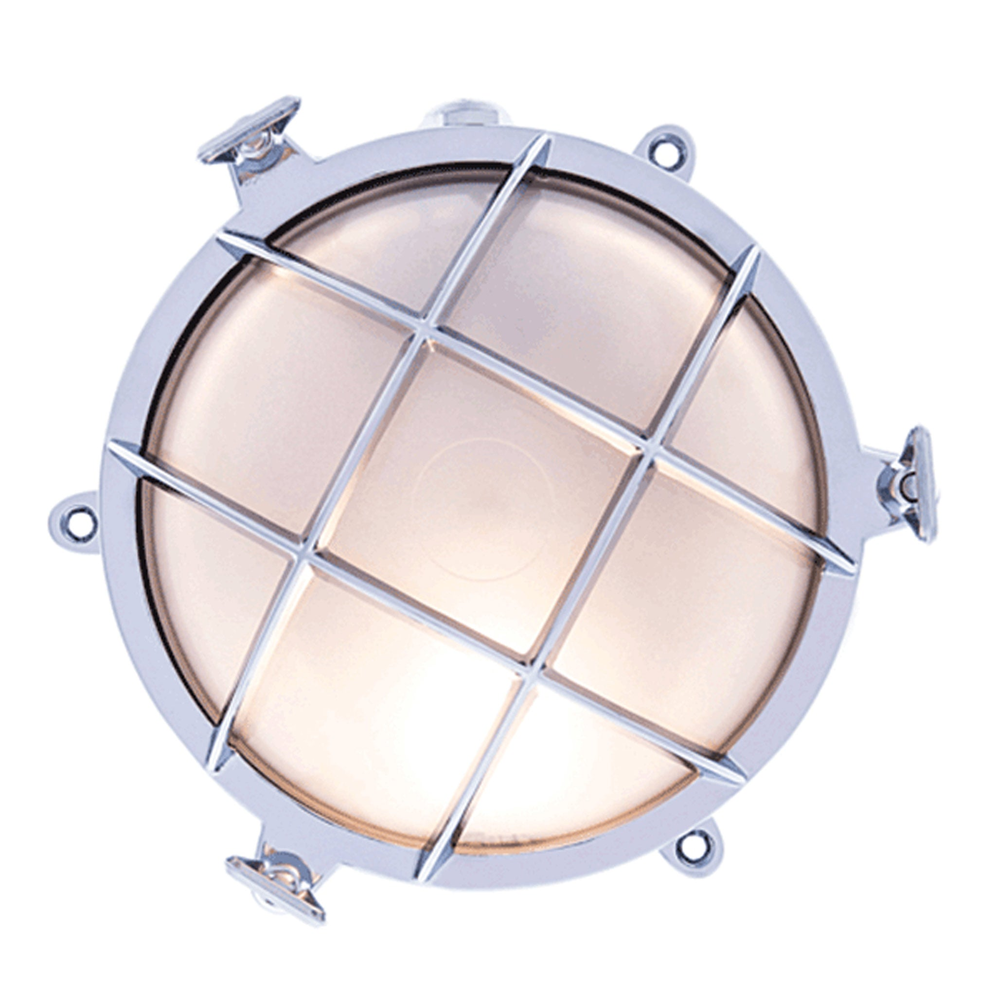 Medium Round Bulkhead Light (With Legs) - 175 mm diameter