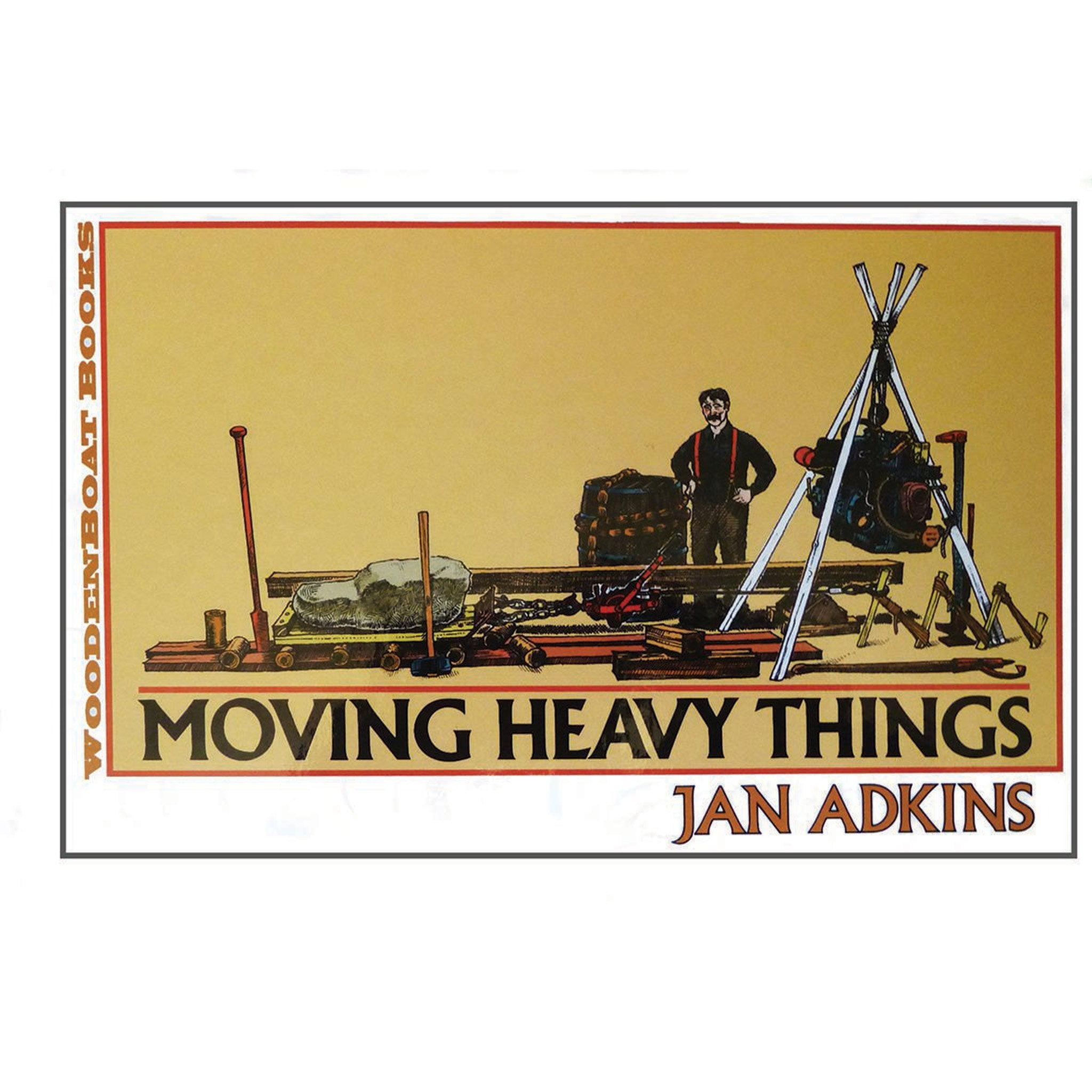 Moving Heavy Things - Arthur Beale