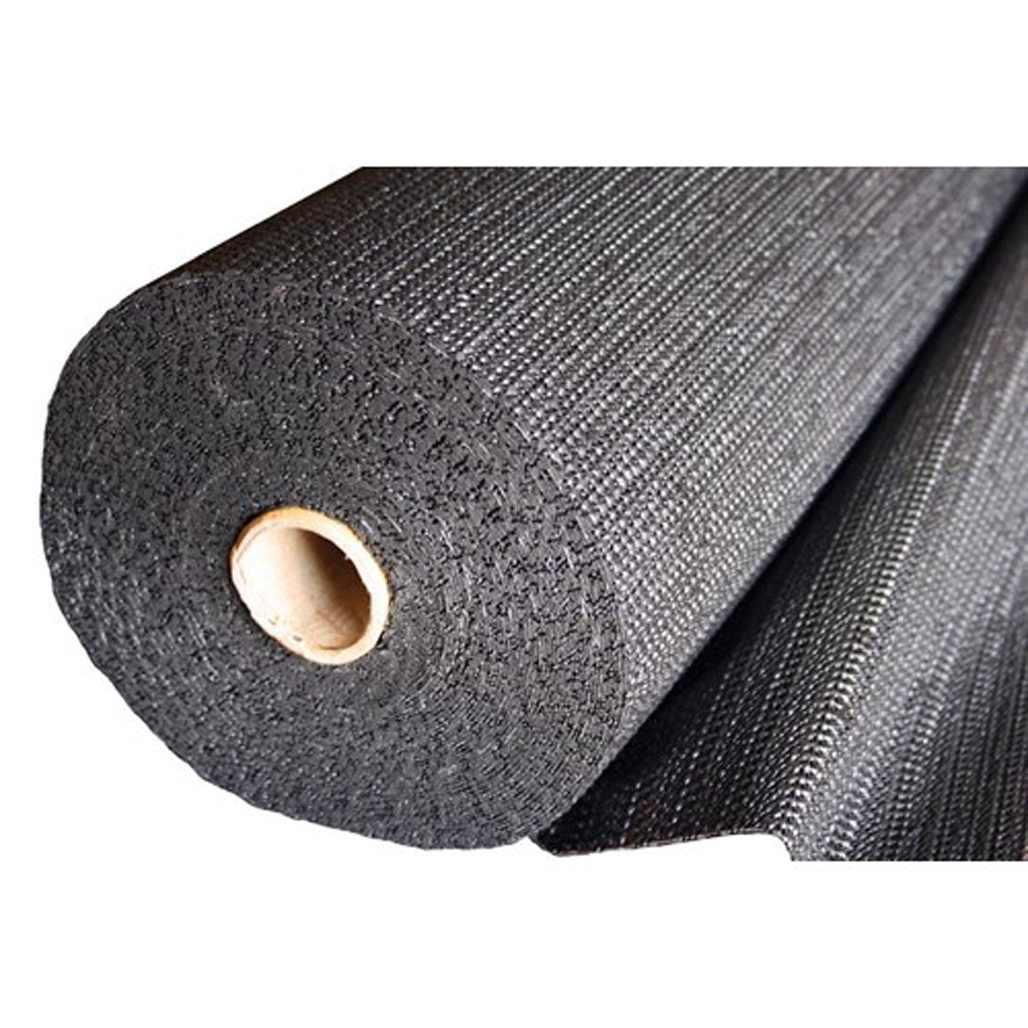 Non-Skid Matting Black 910 mm Wide Per 30 m Roll - Arthur Beale