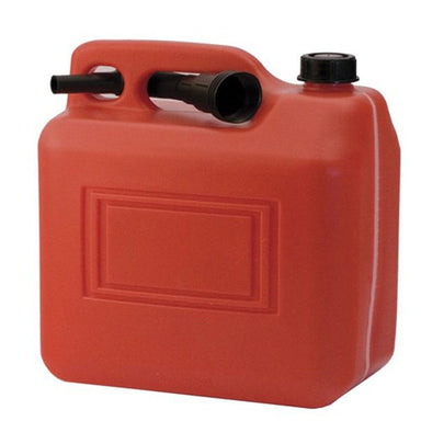 Plastic Jerry Can With Spout - Arthur Beale