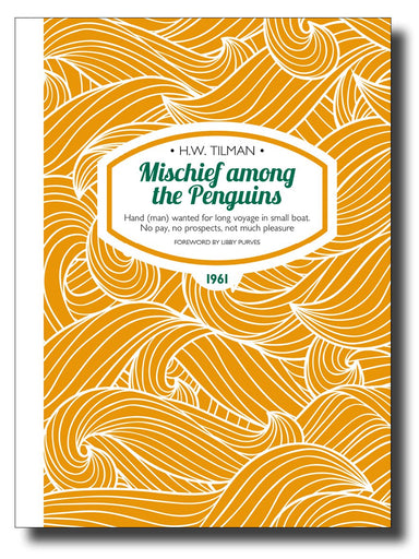 Mischief Among the Penguins - Arthur Beale