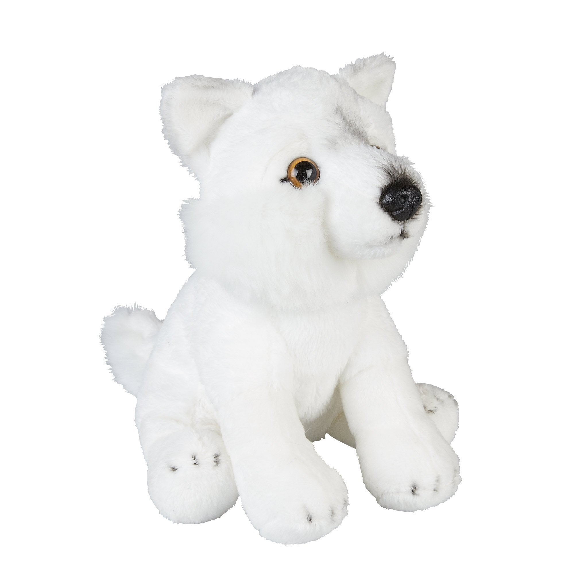 Arctic Wolf Toy - Arthur Beale