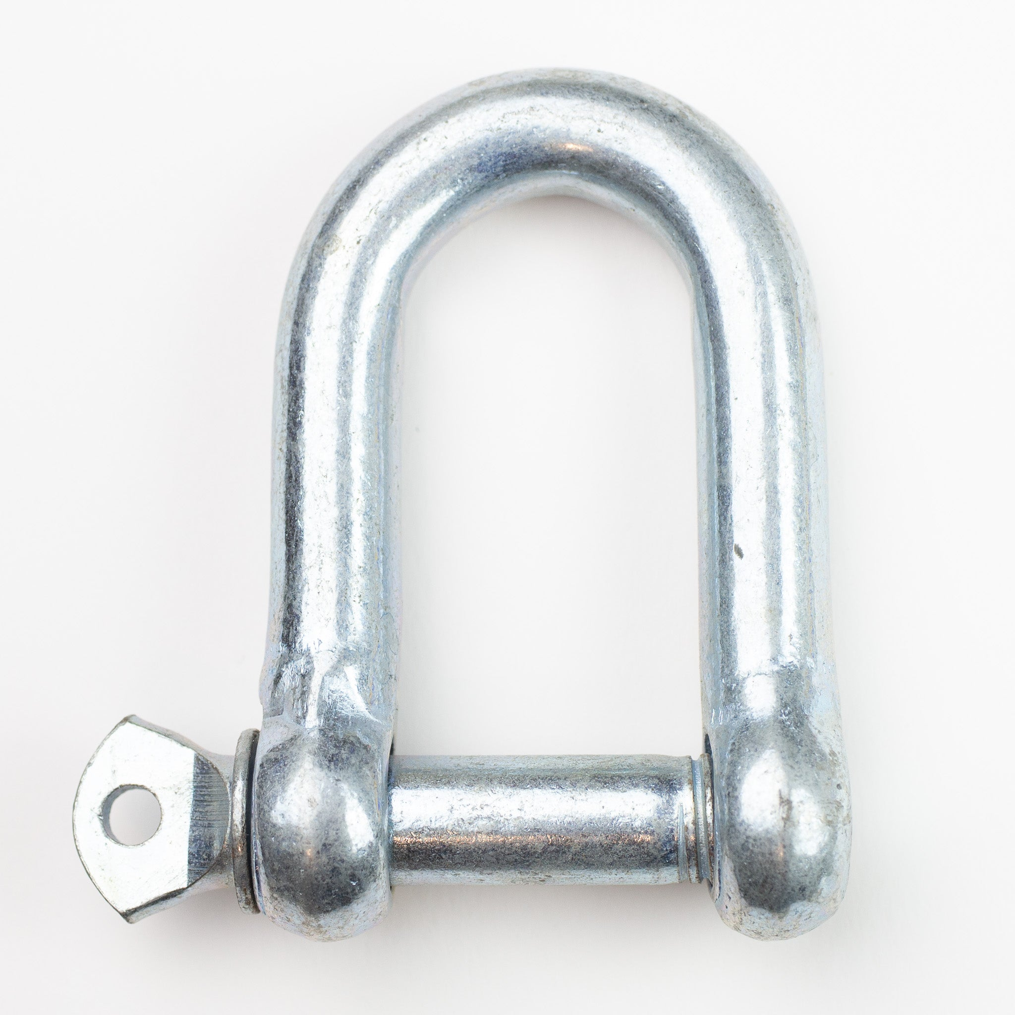 Commercial D Shackle - Galvanised