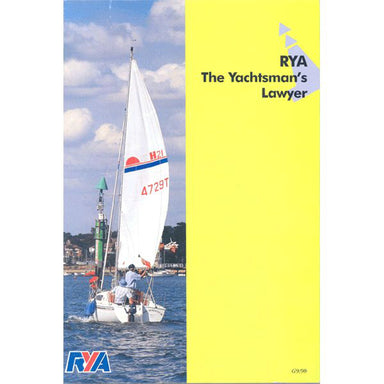 RYA The Yachtsman's Lawyer - Arthur Beale
