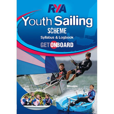 RYA Youth Sailing Scheme Syllabus and Logbook - Arthur Beale