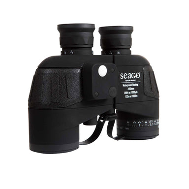 Seago Waterproof Binoculars with Compass - Arthur Beale