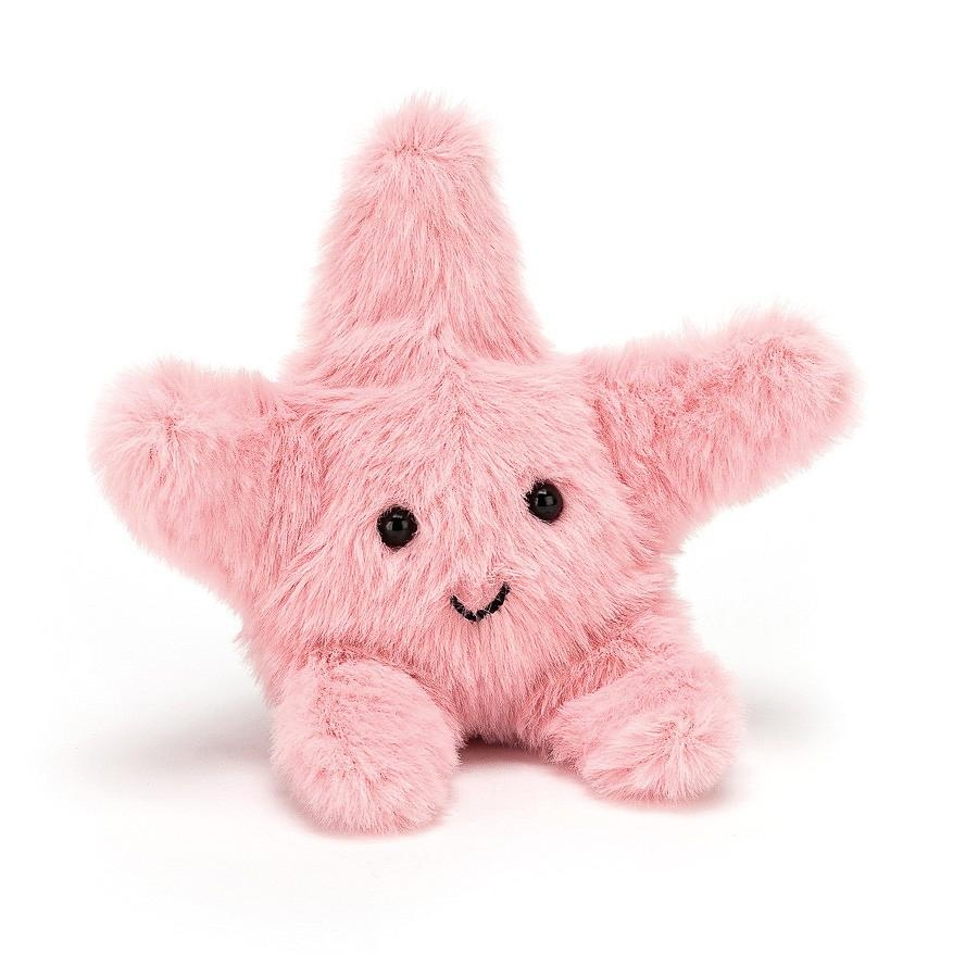 Jellycat Fluffy Starfish Toy - Arthur Beale
