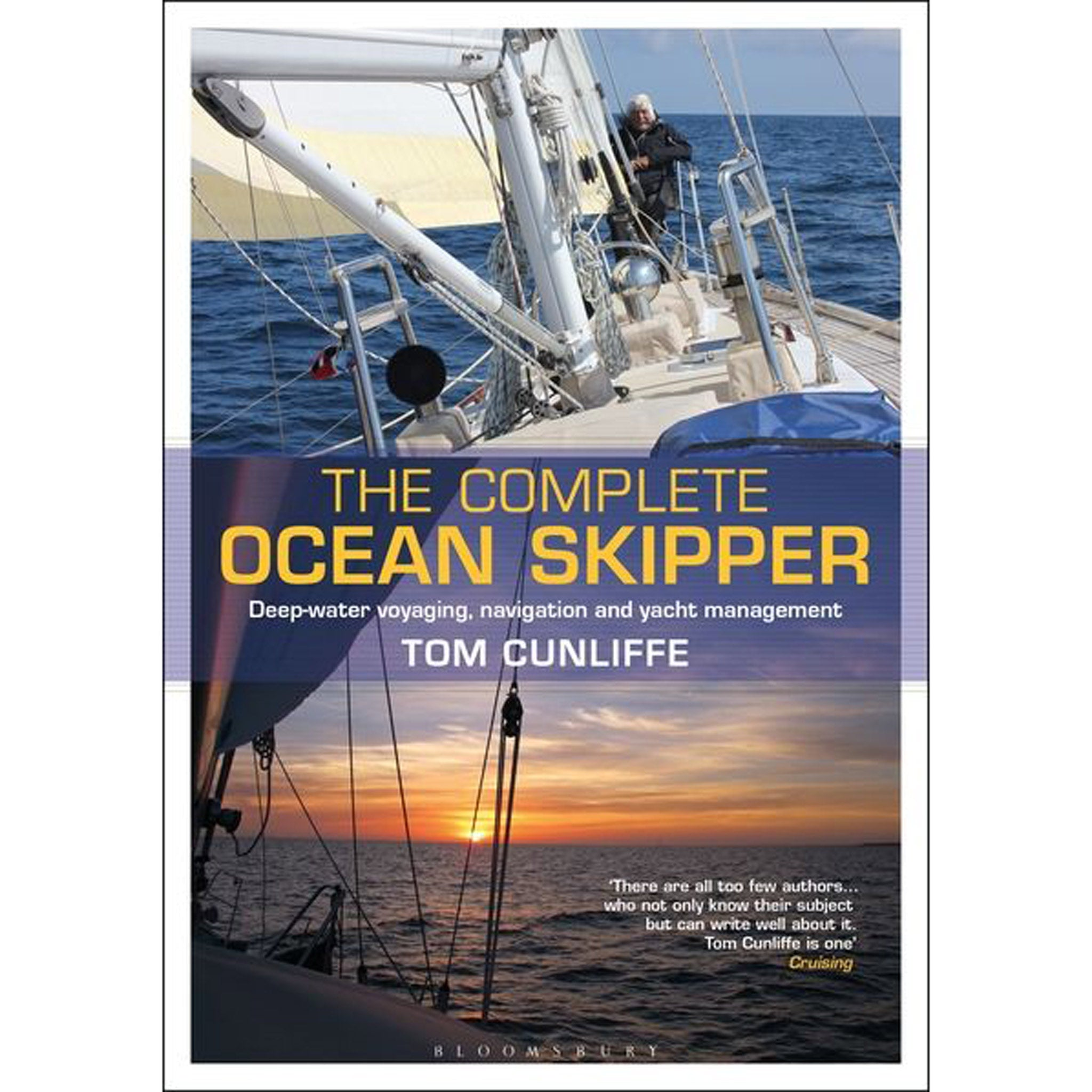 The Complete Ocean Skipper - Tom Cunliffe