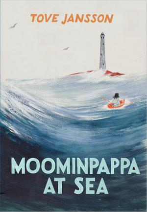 Moominpappa at Sea - Hardback - Arthur Beale