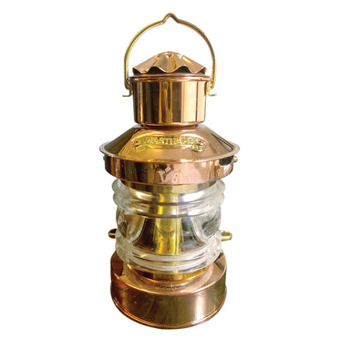 Copper Masthead Oil Lamp - Arthur Beale