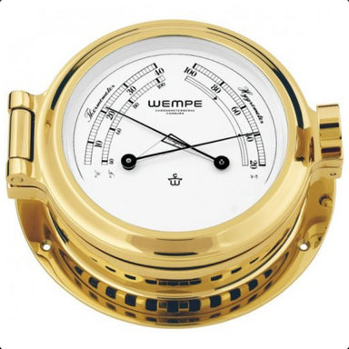 Wempe Nautic Comfortmeter Brass 120 mm - Arthur Beale