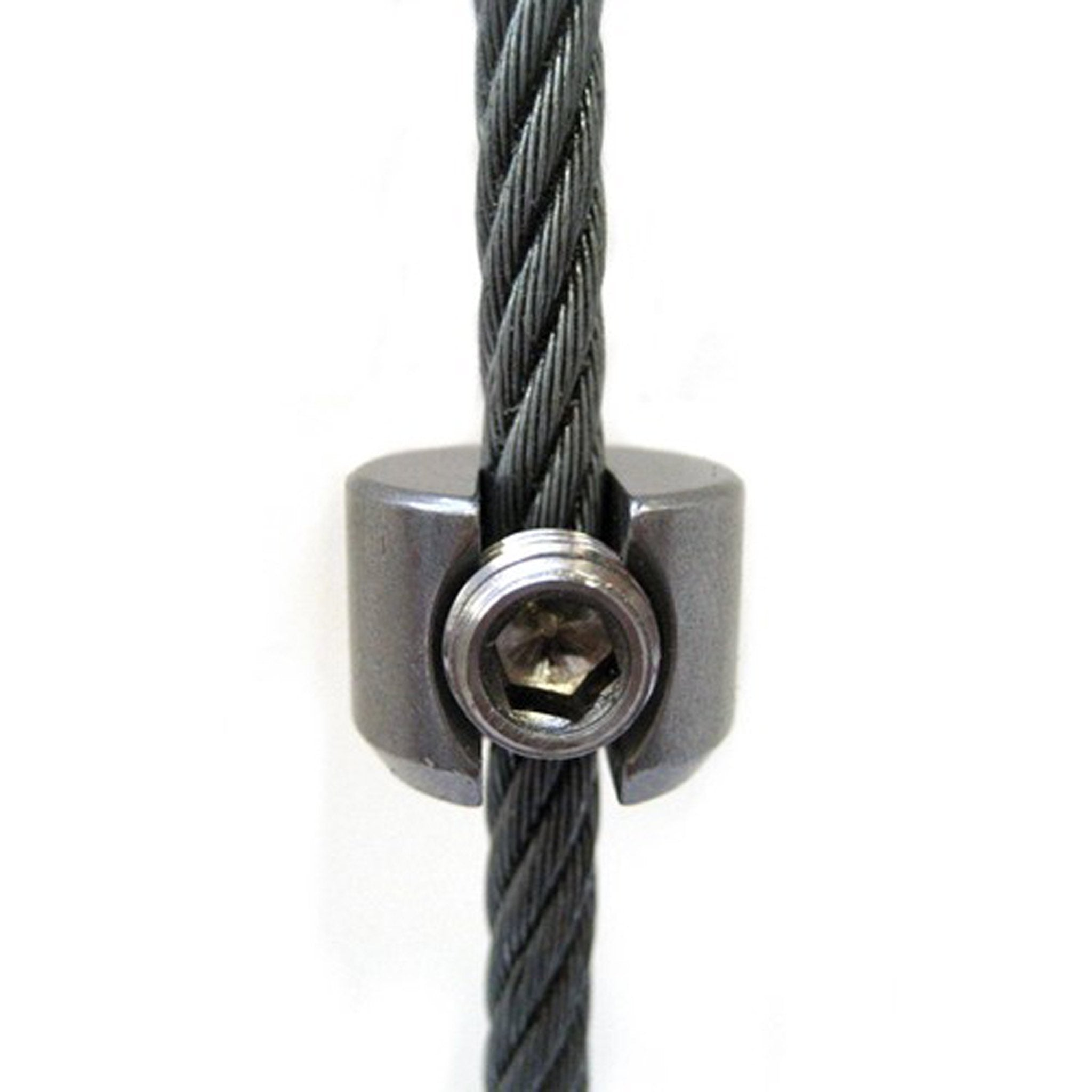 Wire Rope Stopper - Stainless Steel - Arthur Beale