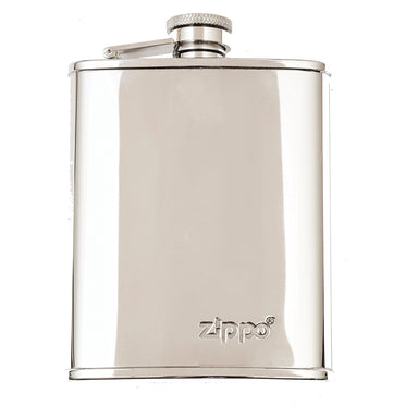 Zippo Stainless Steel  Hip Flask - Arthur Beale