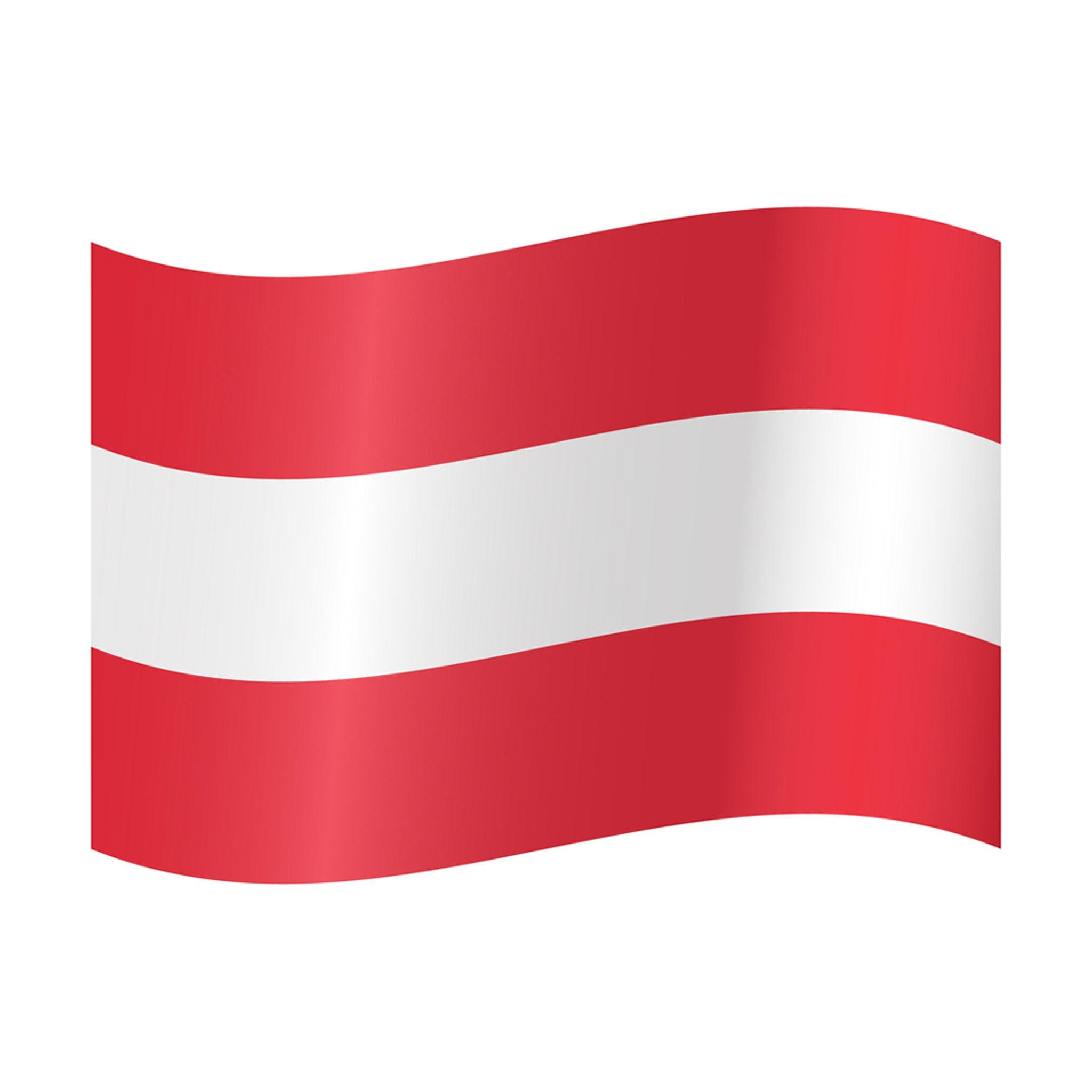 Courtesy Flag - Austria - Arthur Beale