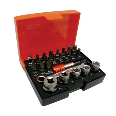 Bahco Pocket Socket Set 26 Pieces - Arthur Beale