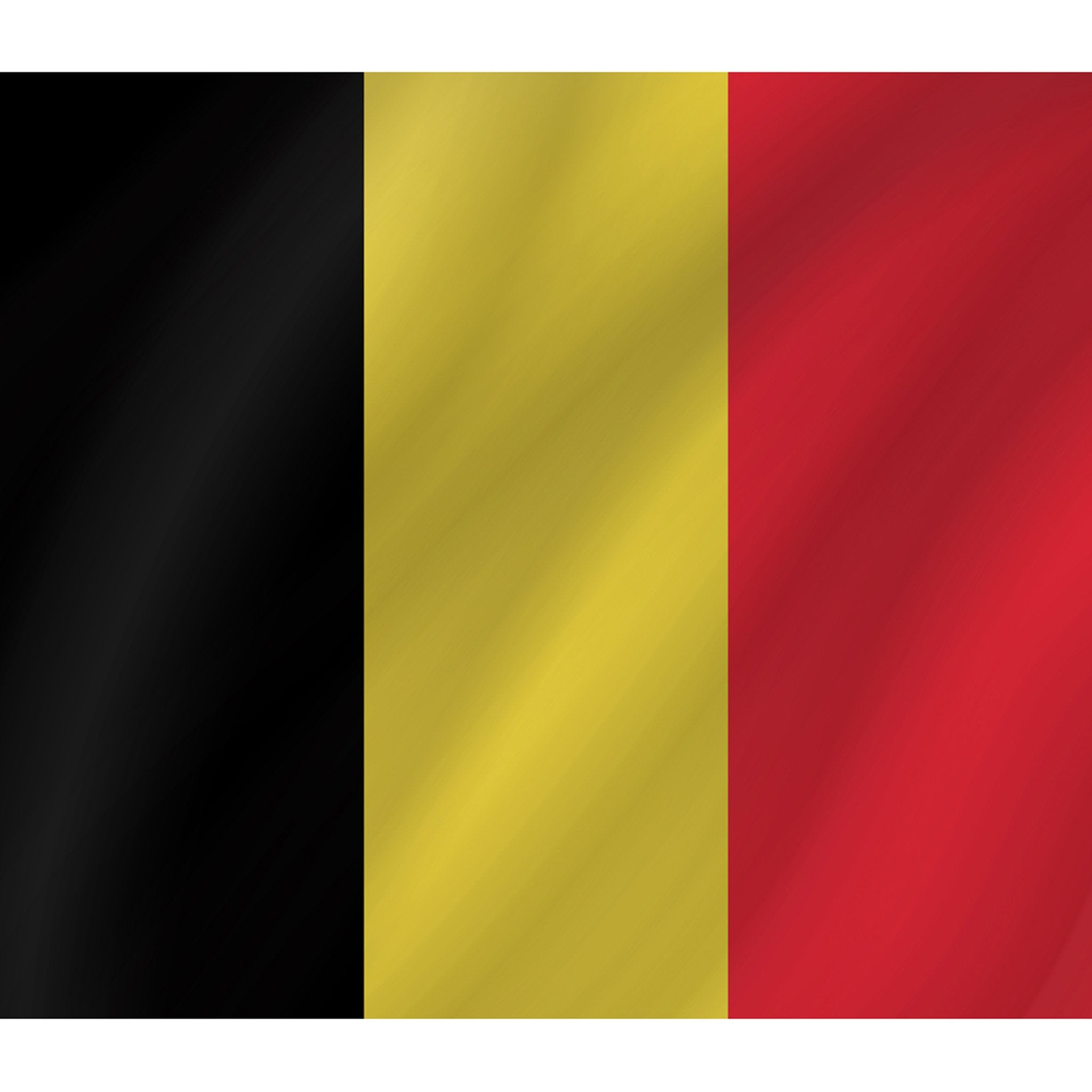 Courtesy Flag - Belgium - Arthur Beale