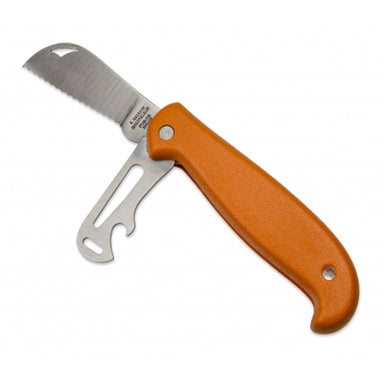 Ibberson Bosuns Knife Orange - Arthur Beale