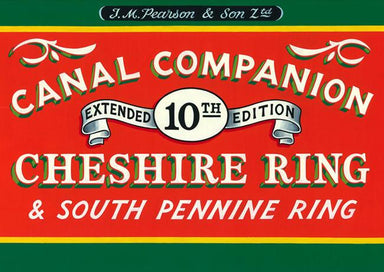 Pearson's Canal Companion - Cheshire Ring - Arthur Beale