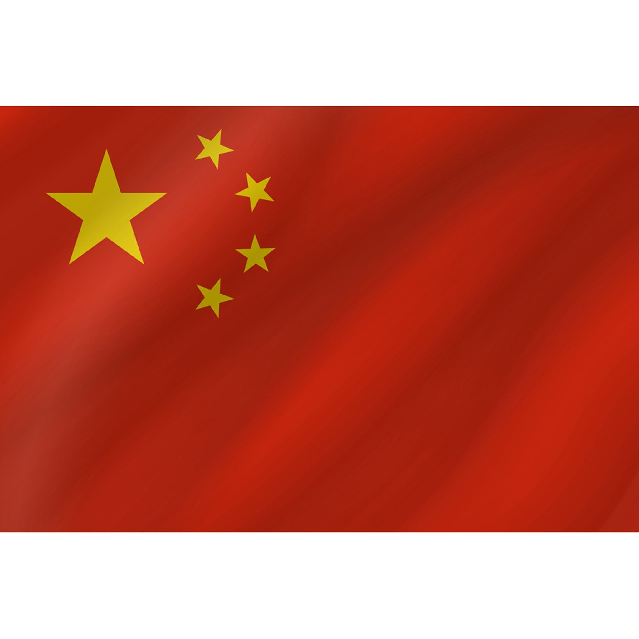 Courtesy Flag - China - Arthur Beale
