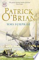 HMS Surprise - Patrick O'Brien - Arthur Beale