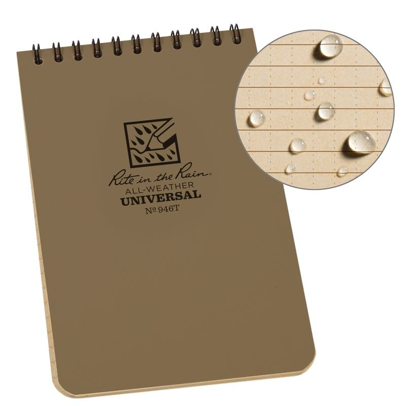 Rite in the Rain All Weather Notebook - Arthur Beale