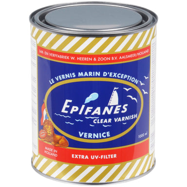 Epifanes Clear Gloss Varnish - Arthur Beale