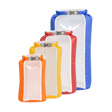 Exped Fold Clearsight Drybags - 4 Pack - Arthur Beale