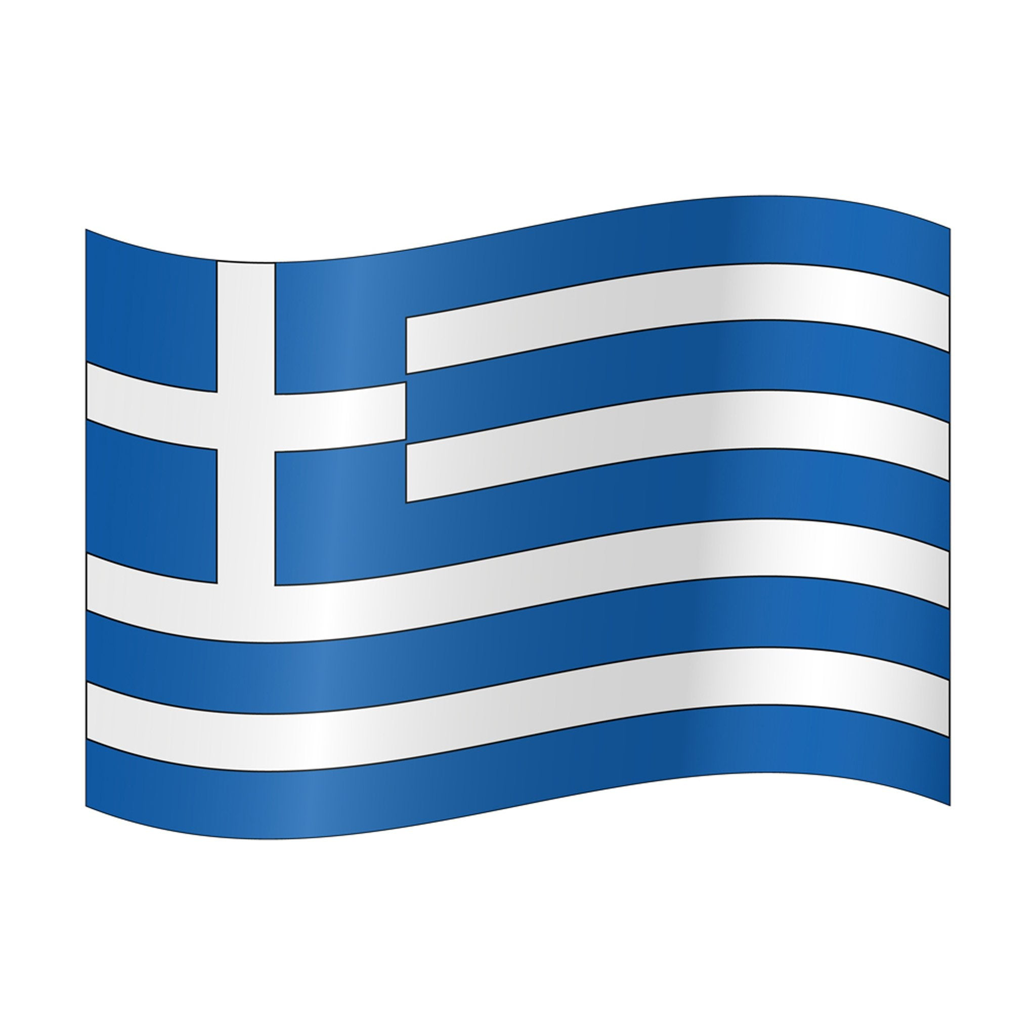 Courtesy Flag - Greece - Arthur Beale