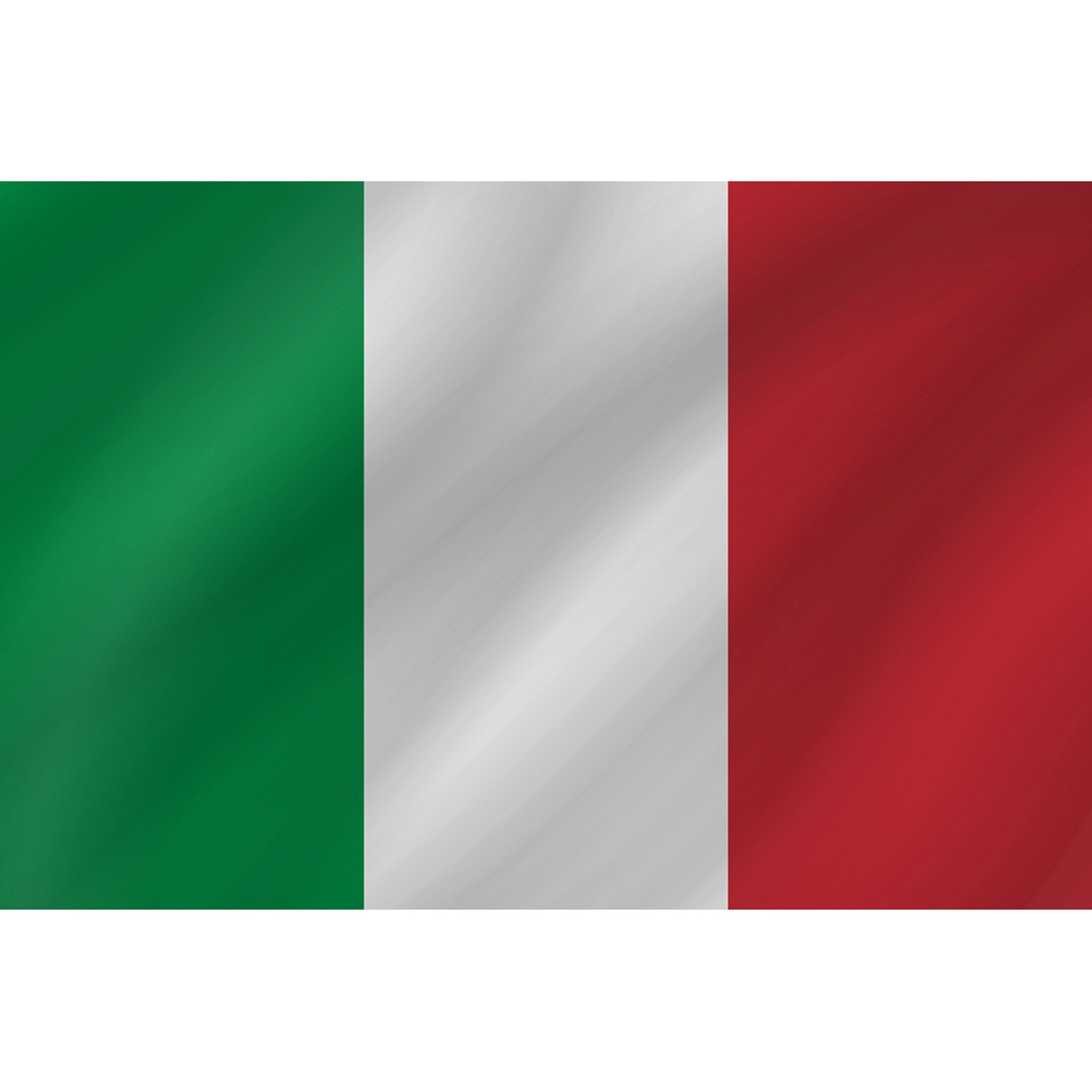 Courtesy Flag - Italy - Arthur Beale
