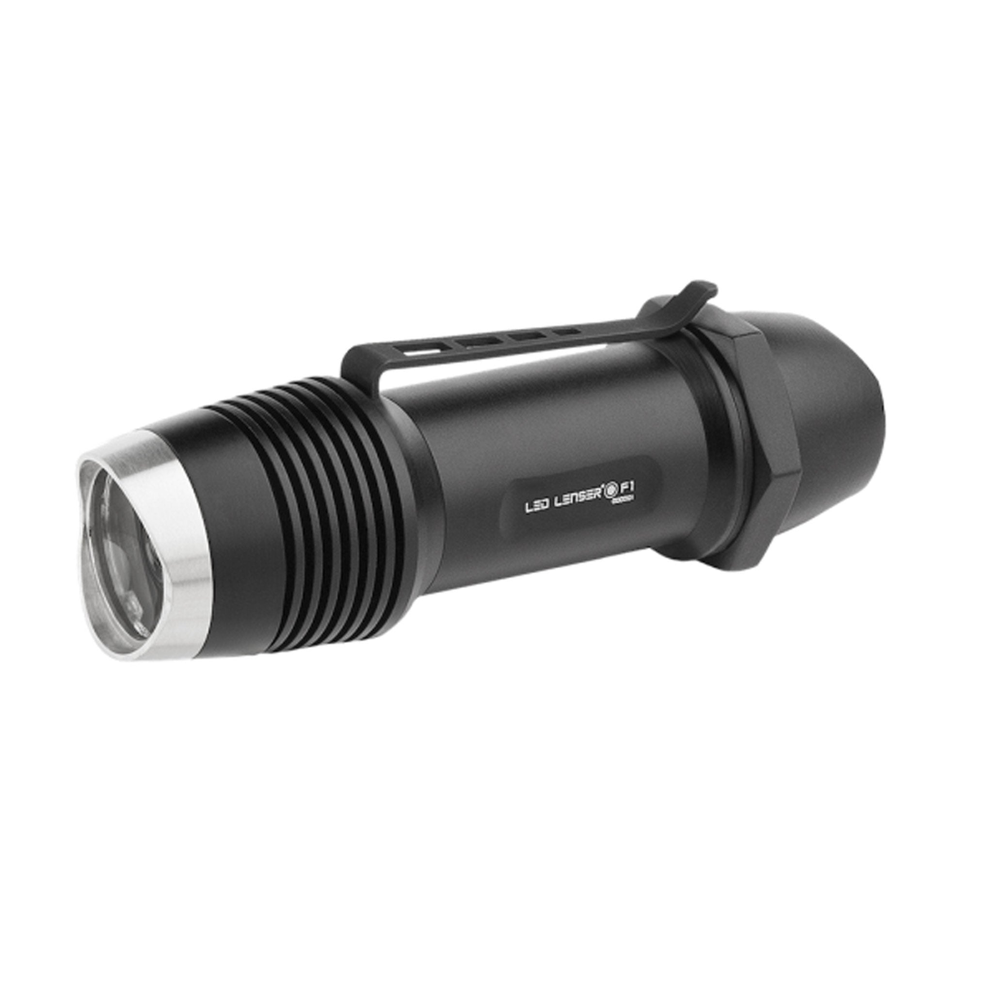 LED Lenser F1 Torch - Arthur Beale