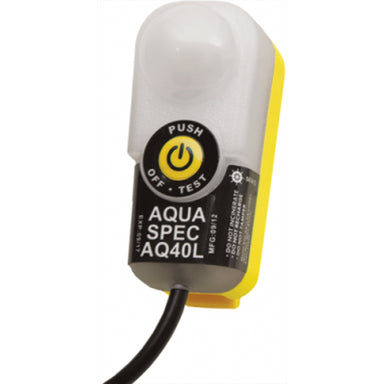 Aquaspec AQ40L High performance LED lifejacket light - Arthur Beale