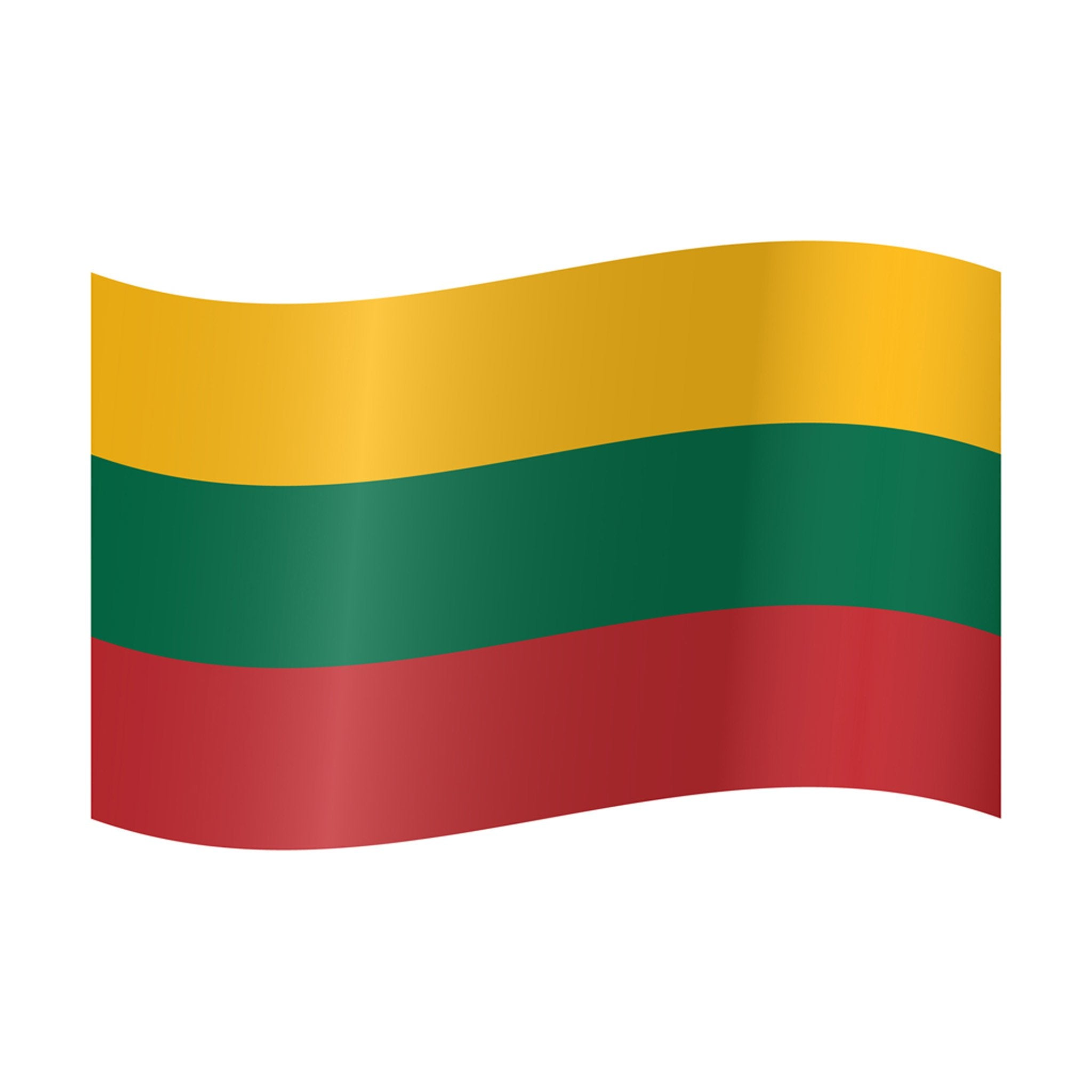 Courtesy Flag - Lithuania - Arthur Beale