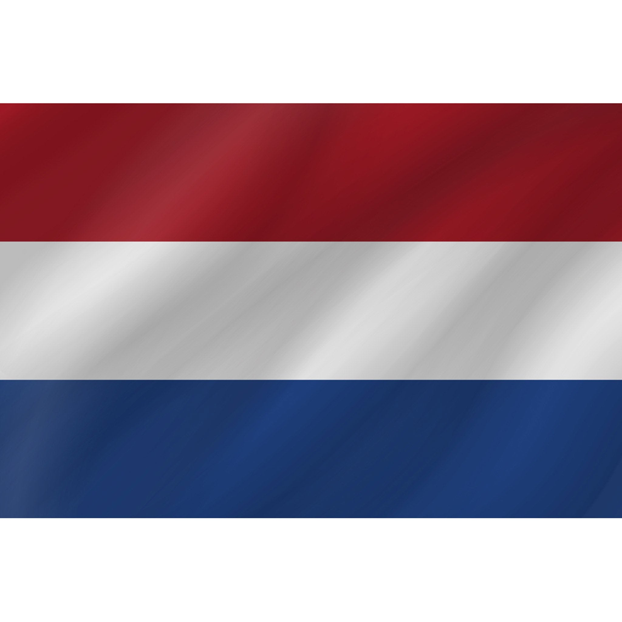 Courtesy Flag - Holland / Netherlands - Arthur Beale